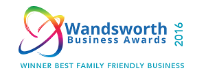 The Putney Clinic of Physical Therapy, winner of the Best Family Friendly Business Award at The Wandsworth Business Awards 2016.